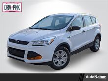 2014_Ford_Escape_S_ Reno NV