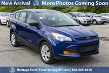 2014 Ford Escape S South Burlington VT