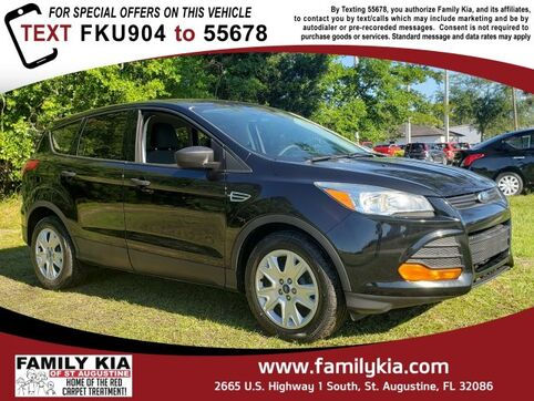2014_Ford_Escape_S_ St. Augustine FL