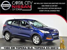 2014_Ford_Escape_S_ Topeka KS