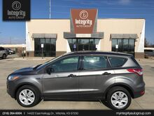 2014_Ford_Escape_S_ Wichita KS