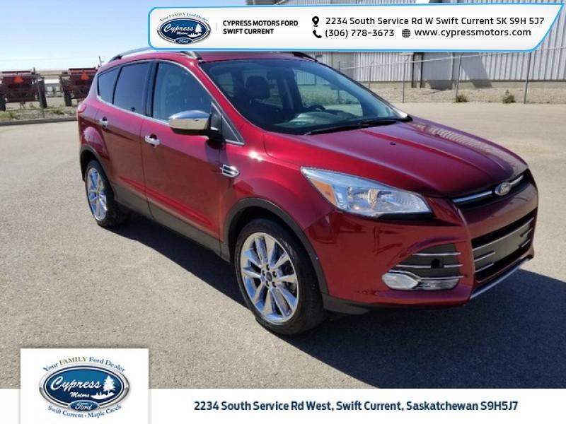 2014 Ford Escape SE  - Bluetooth -  Heated Seats - $152 B/W Swift Current SK