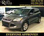 2014 Ford Escape SE 4WD BACK UP CAM, BLUETOOTH, HEATED SEATS