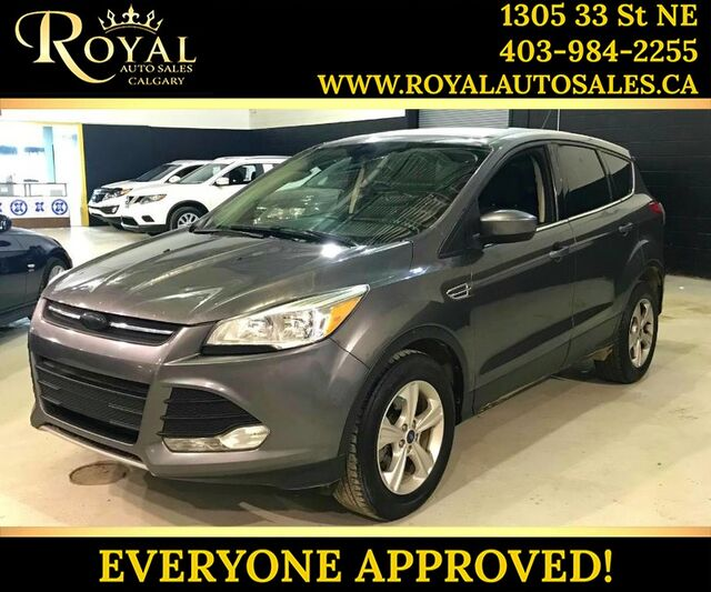 2014_Ford_Escape_SE 4WD BACK UP CAM, BLUETOOTH, HEATED SEATS_ Calgary AB
