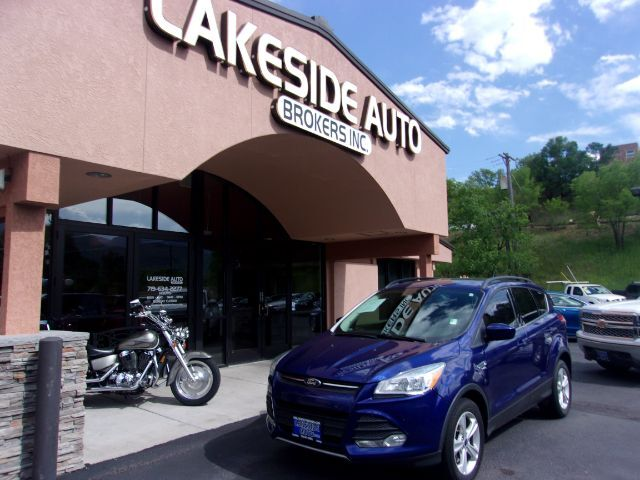 2014 Ford Escape SE 4WD Colorado Springs CO
