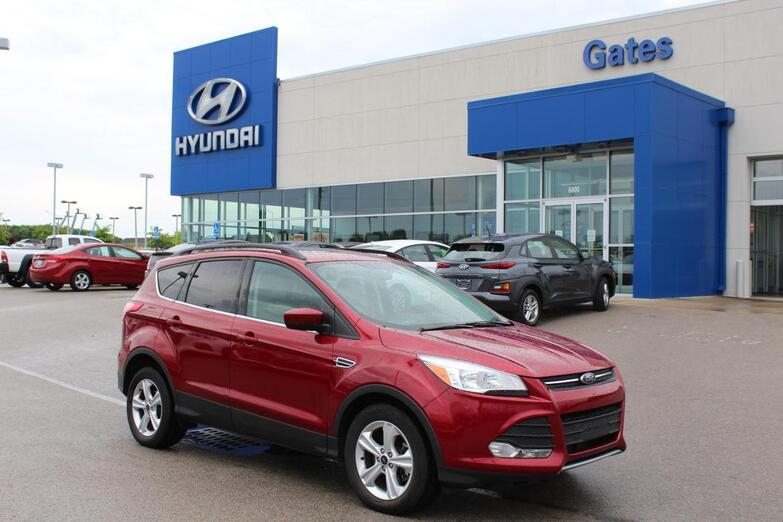 2014 Ford Escape SE 4WD w/Sunroof-Navi-Leather Richmond KY