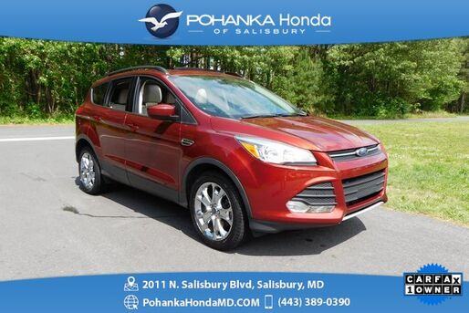 2014_Ford_Escape_SE AWD ** PANORAMA SUNROOF ** ONE OWNER **_ Salisbury MD