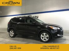 2014_Ford_Escape_SE AWD **Turbo** Navigation** Roof Rack and Cross Rails**_ Winnipeg MB