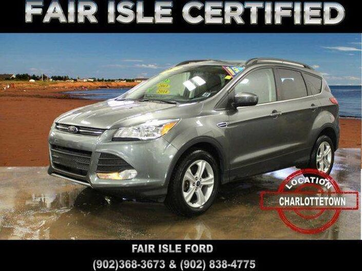 2014 Ford Escape SE Charlottetown PE