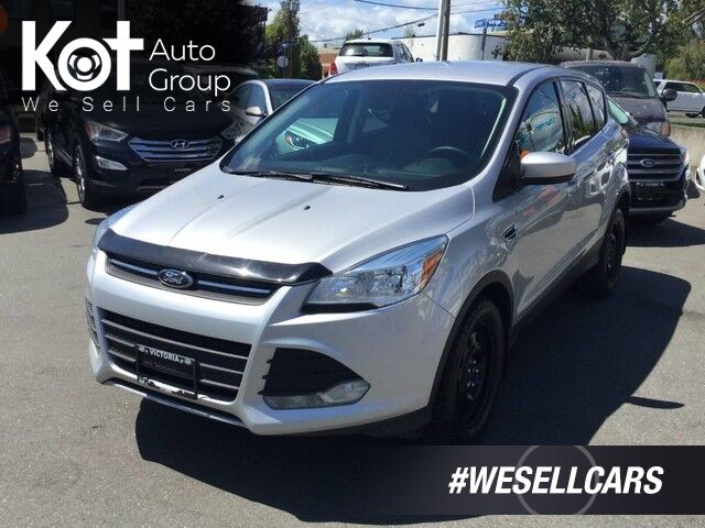 2014 Ford Escape SE Ecoboost 4WD Backup Camera, Heated Front Seats Victoria BC