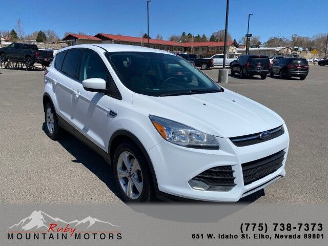2014_Ford_Escape_SE_ Elko NV