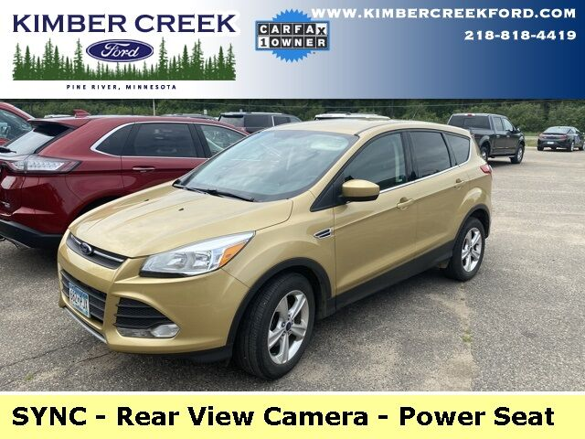 2014 Ford Escape SE FWD Pine River MN