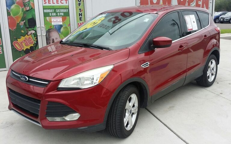 2014 Ford Escape SE Brownsville TX 35866813