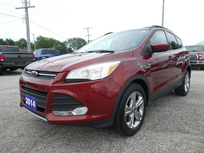 2014 Ford Escape SE Navigation Heated Seats Back Up Cam Essex ON