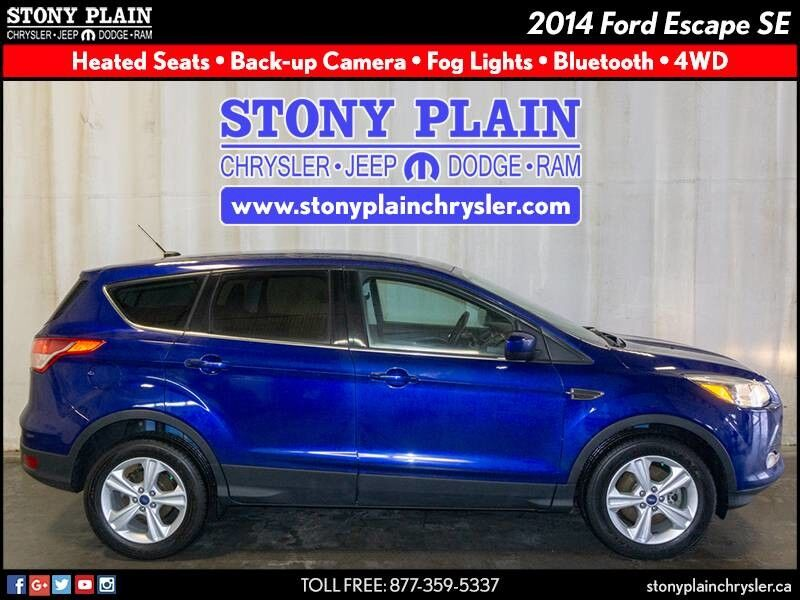 2014 Ford Escape SE Stony Plain AB