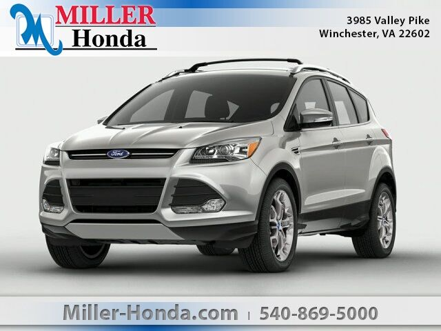 2014 ford escape se winchester va 30110054. Black Bedroom Furniture Sets. Home Design Ideas