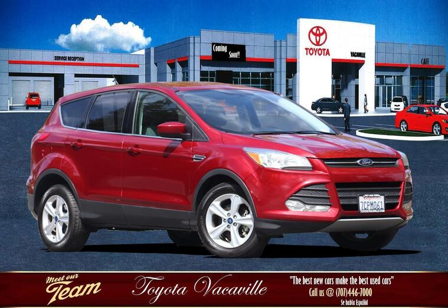 2014 Ford Escape Se Sport Utility Vacaville CA
