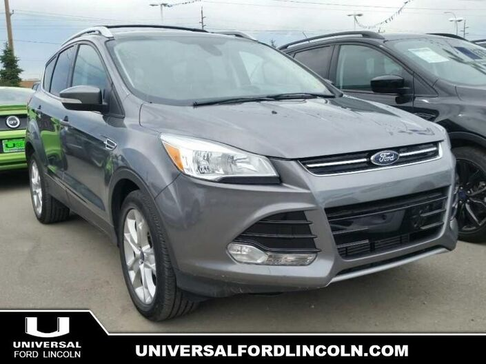 2014 Ford Escape Titanium  - Certified - Leather Seats Calgary AB
