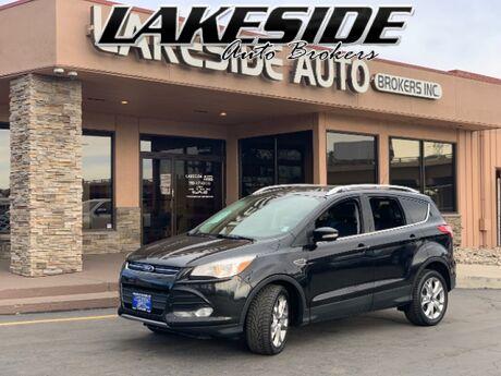 2014 Ford Escape Titanium 4WD Colorado Springs CO