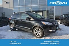 2014_Ford_Escape_Titanium 4WD *Local Trade In/One Owner/Navigation*_ Winnipeg MB