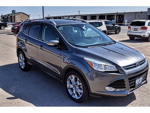 2014 Ford Escape Titanium Andrews TX