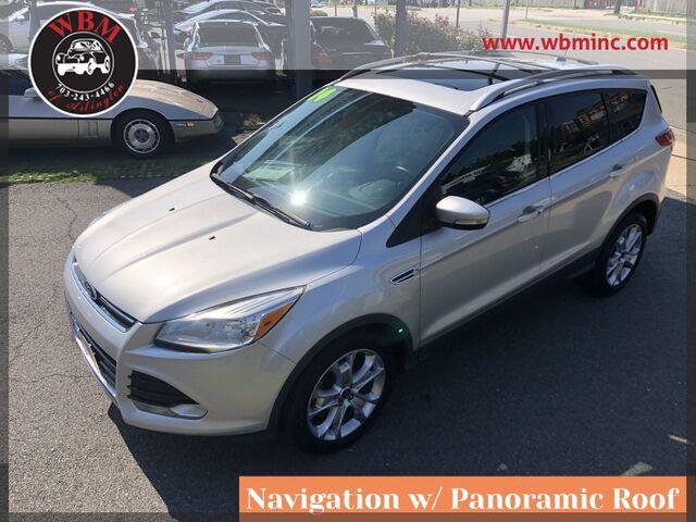 2014 Ford Escape Titanium Arlington VA