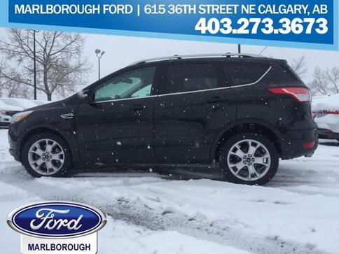2014_Ford_Escape_Titanium_ Calgary AB