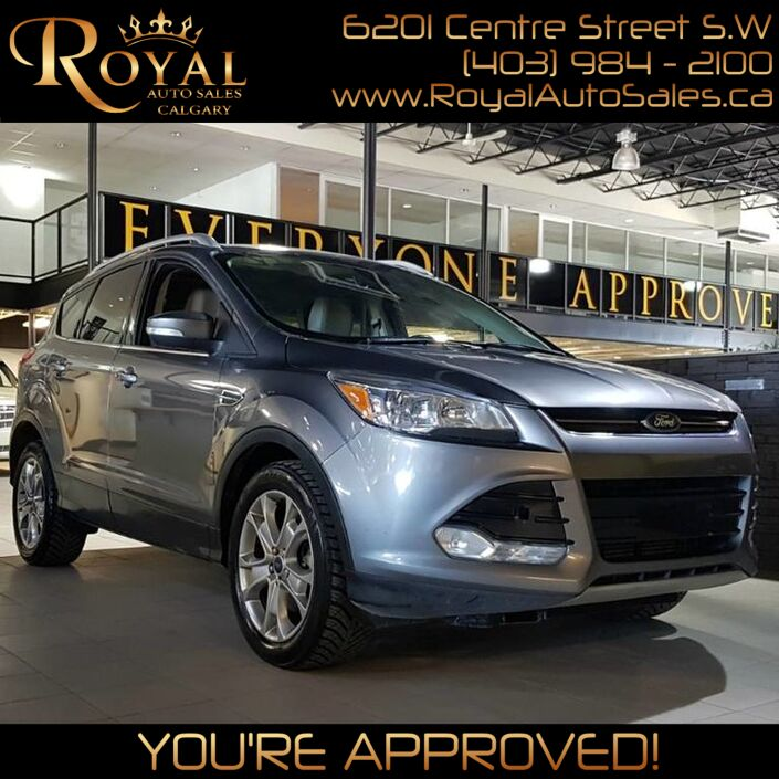 2014 Ford Escape Titanium Calgary AB