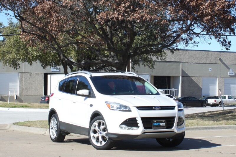 2014 Ford Escape Titanium Carrollton TX