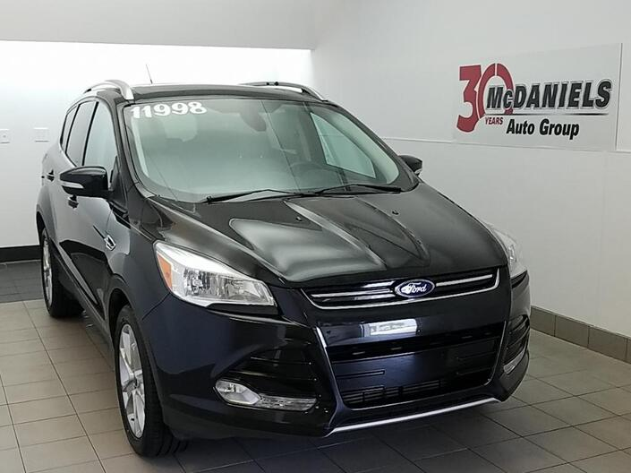 2014 Ford Escape Titanium Columbia SC