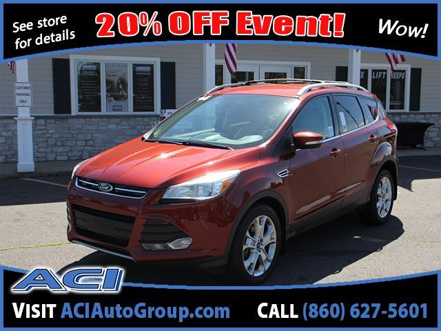 2014 Ford Escape Titanium East Windsor CT