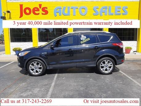 2014_Ford_Escape_Titanium FWD_ Indianapolis IN