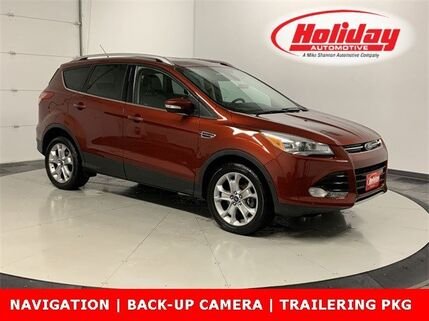 2014_Ford_Escape_Titanium_ Fond du Lac WI