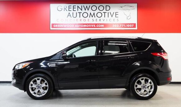 2014 Ford Escape Titanium Greenwood Village CO