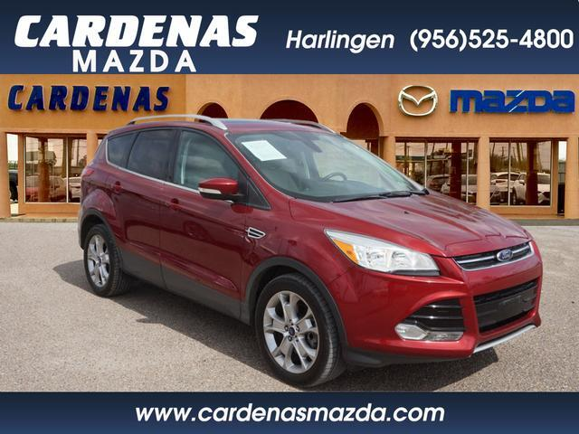 2014 Ford Escape Titanium Harlingen TX