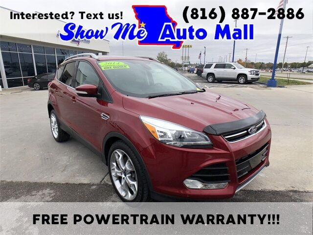 2014 Ford Escape Titanium Harrisonville MO