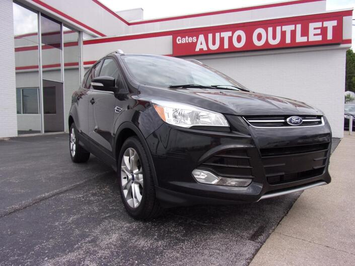 2014 Ford Escape Titanium Richmond KY