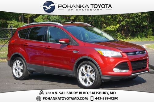 2014_Ford_Escape_Titanium_ Salisbury MD