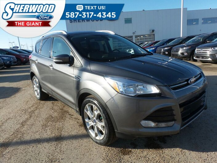 2014 Ford Escape Titanium Sherwood Park AB