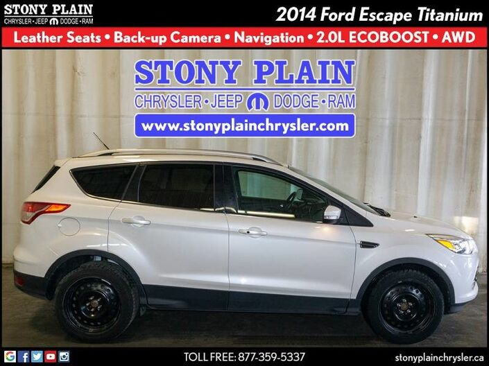 2014 Ford Escape Titanium Stony Plain AB
