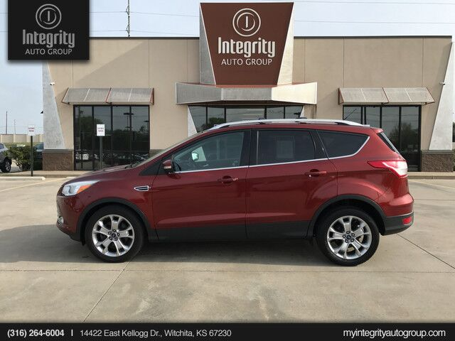 2014 Ford Escape Titanium Wichita KS