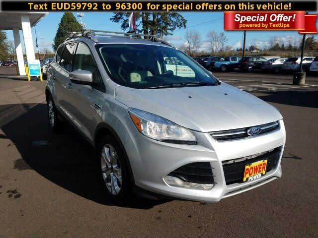 2014 Ford Escape Titanium Corvallis OR