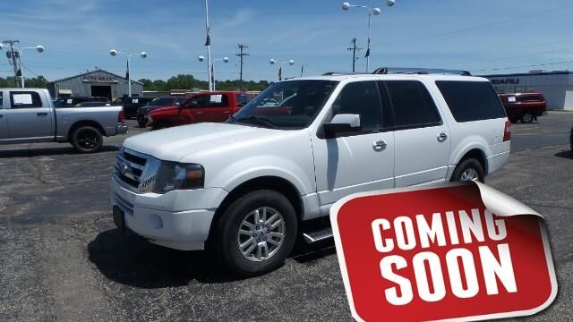 2014 Ford Expedition EL 4WD 4dr Limited Topeka KS