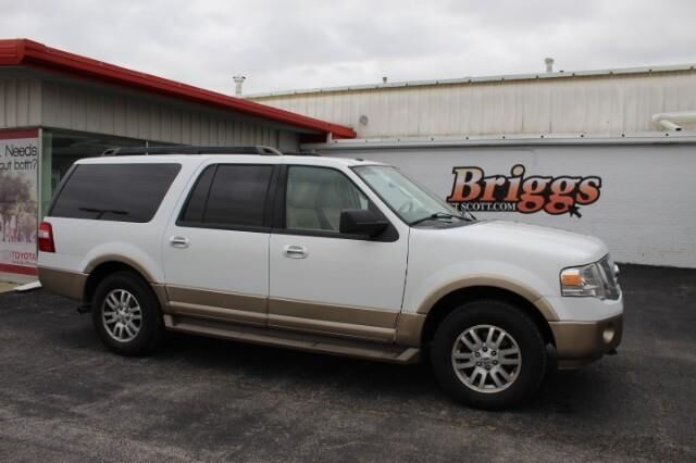 2014 Ford Expedition EL 4WD 4dr XLT Fort Scott KS