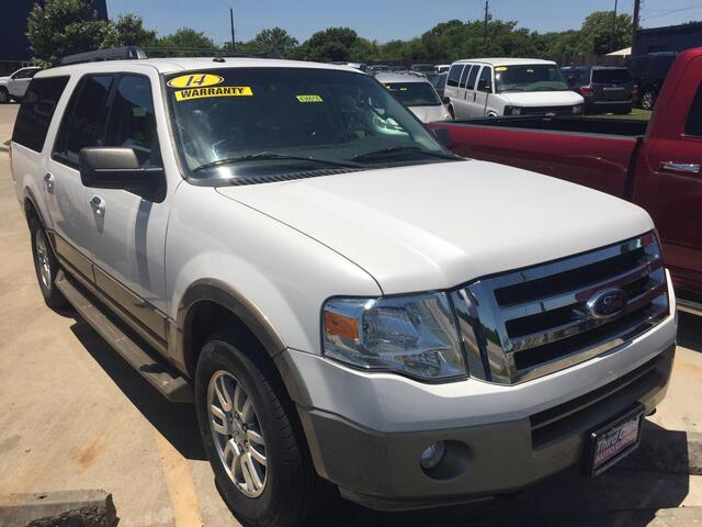 2014 Ford Expedition EL King Ranch 4WD Austin TX