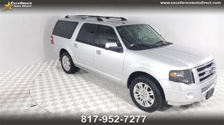 2014_Ford_Expedition EL_Limited /EQUIP GROUP 301A/NAV/CAM/START/CRUISE_ Euless TX