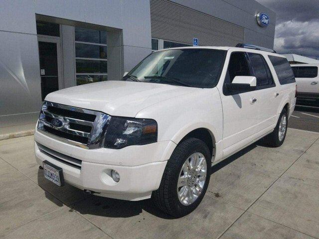 2014 Ford Expedition EL Limited Oroville CA