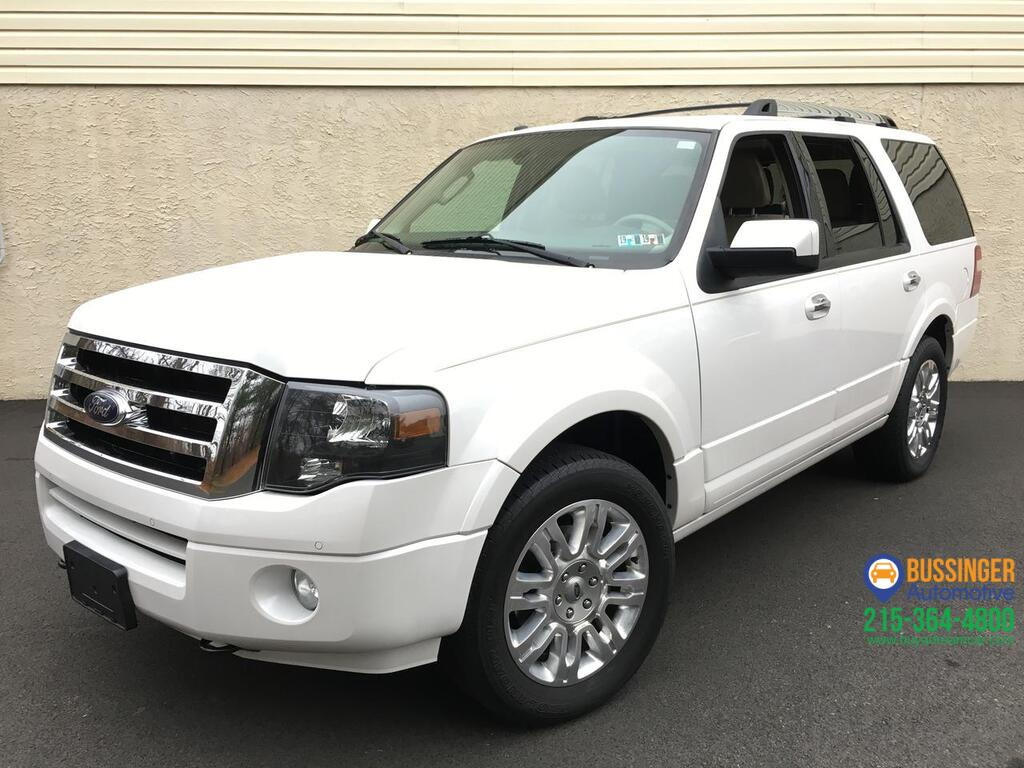 2014 Ford Expedition Limited 4x4 Feasterville PA