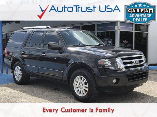 2014 Ford Expedition Limited Miami FL
