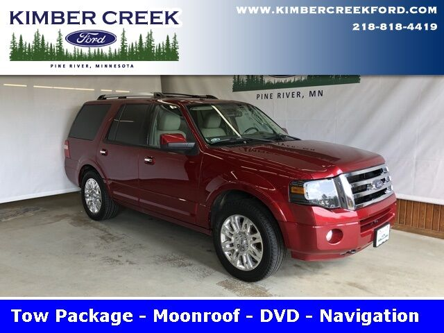 2014 Ford Expedition Limited Pine River MN